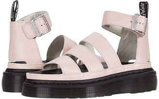 Dr. Martens Clarissa II Metallic (Pink Salt) Women's Shoes