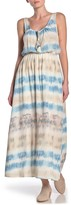 BeBop Tie Dye Tank Maxi Dress