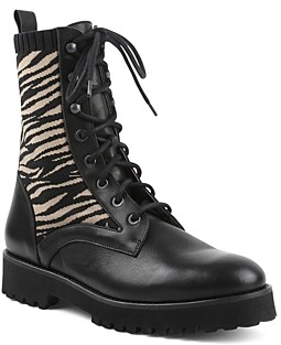 Andre Assous Women's Miri Lace Up Booties