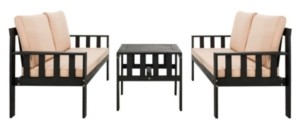 Safavieh Lardner Outdoor Seating Set