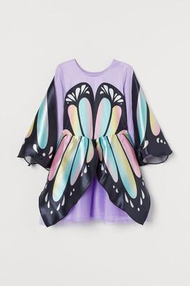H&M Butterfly fancy dress costume