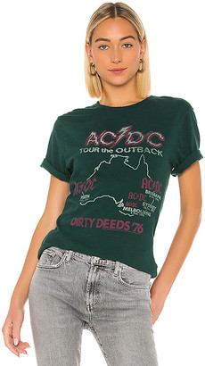 Junk Food Clothing ACDC Dirty Deeds Tee