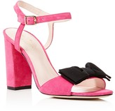 Kate Spade Isabel Too Bow High Heel Sandals