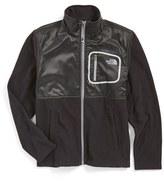 The North Face Boy's 'Peril Glacier' Microfleece Track Jacket