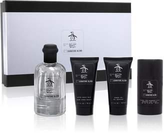 Original Penguin Signature Blend Fragrance 4 Piece Gift Set