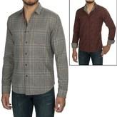 Jeremiah Fillmore Reversible Printed Shirt - Long Sleeve (For Men)