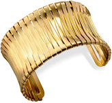 Kenneth Cole New York Bracelet, Gold-Tone Cuff