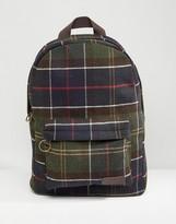 Barbour Carrbridge Backpack In Classic Tartan