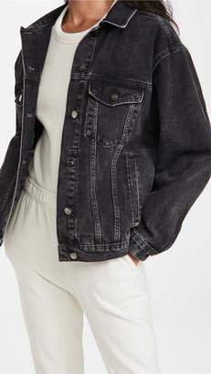 Vintage Black Rory Jacket