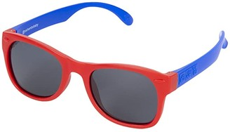 ro.sham.bo baby Arthur and Friends Flexible Red Blue Shades (Toddler) (Red/Blue) Fashion Sunglasses