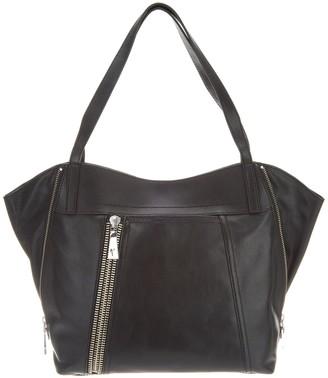 Frye Leather Lena Zip Shoulder Bag