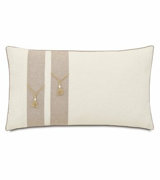 Silas Eastern Accents Greer Linen Lumbar Pillow Eastern Accents