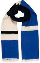 Kate Spade Wool Striped Scarf