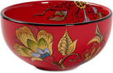 Tabletops Unlimited Red Cereal Bowl