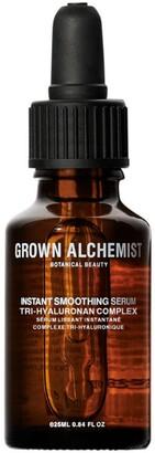 GROWN ALCHEMIST Instant Smoothing Serum