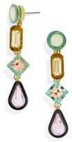 BaubleBar Women's Evonne Drop Earrings