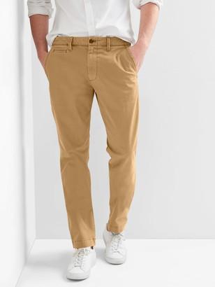 Gap Vintage Khakis in Slim Fit with GapFlex