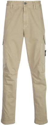 Stone Island Tapered Cargo Pants