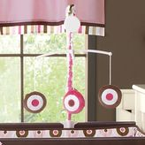 Bacati Mod Dots & Stripes Musical Mobile