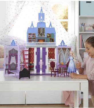 Disney Frozen Fold and GoArendelleCastle Playset