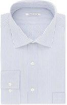 Van Heusen Men's Classic/Regular Fit Wrinkle Free Flex Collar Stripe Dress Shirt