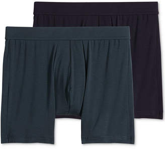 Jockey 2-pack Essential Fit Supersoft Modal Boxer Brief -