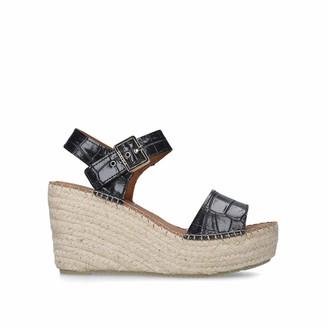 Carvela Women's KAPE Espadrille Wedge Sandal