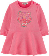 Kenzo Tiger fleece dress