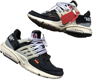 Nike x Off-White Air Presto Navy Cloth Trainers