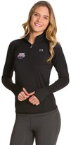 TYR USA Swimming All Elements Women's Long Sleeve 1/4 Zip Pullover 8126190