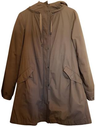 Comptoir des Cotonniers Camel Polyester Coats