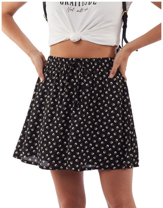 All About Eve Summer Ditsy Skirt