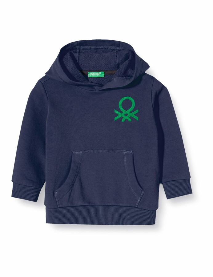 United Colors of Benetton Baby Boys Felpa Sports Hoodie