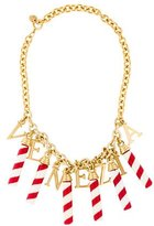 Moschino Venezia Collar Necklace