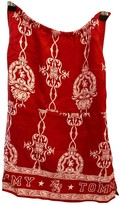 Tommy Hilfiger Red Silk Top for Women