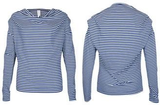 Format Tjek Longleeve Jersey Shirt - blue striped / S