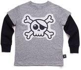 Nununu Kids Skull Patch T-Shirt