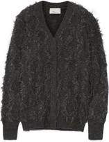 3.1 Phillip Lim Fringed knitted cardigan
