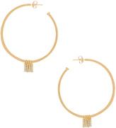 Natalie B x REVOLVE Manhattan Hoop Earrings