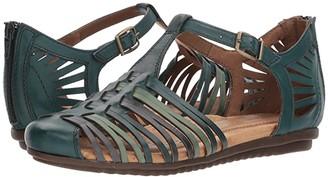 Cobb Hill Inglewood Hurache (Legion Blue Multi) Women's Shoes