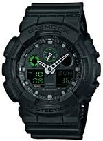 Casio G-Shock – Men's Analogue/Digital Watch with Resin Strap – GA-100MB-1AER