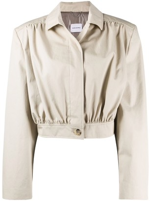 Magda Butrym Ipswich Cropped Jacket