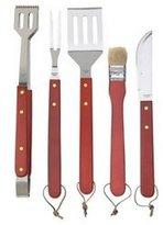 Chefmaster 19pc BBQ Tool Set KTBQSC19