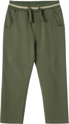 Peek Aren't You Curious Kids' Brooks Fleece Pull-On Pants