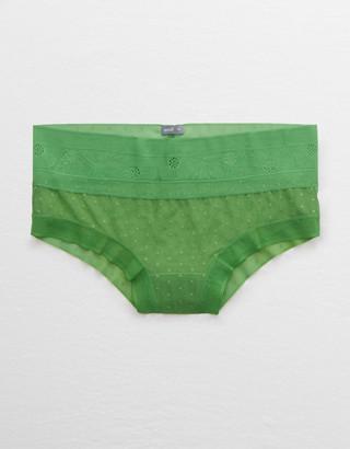 aerie POP! Lace Cheeky Underwear