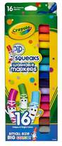Crayola Pipsqueaks Markers Washable 16ct