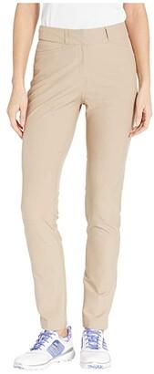 adidas Club Full-Length Pants (Trace Khaki) Women's Casual Pants