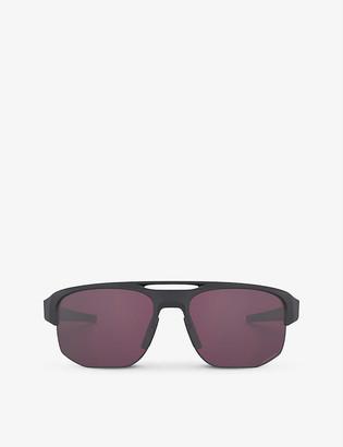 Oakley OO9424-1570 Mercenary O MatterTM rectangular-framed sunglasses