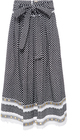 dodo bar or bashira cotton skirt with front tie