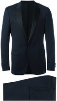 HUGO BOSS Reysen two-piece suit - men - Silk/Cupro/Viscose/Virgin Wool - 50